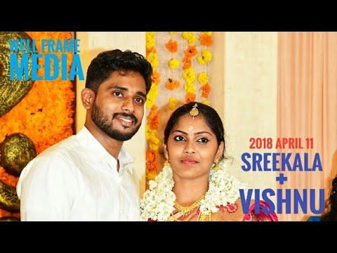 Kerala Wedding Highlights 2018 Sreekala +Vishnu