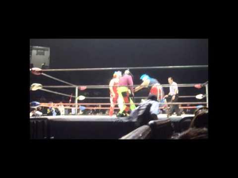 Psycho Circus vs Los Perros del MAL Tijuana 2012 RESUMEN by DiibeR