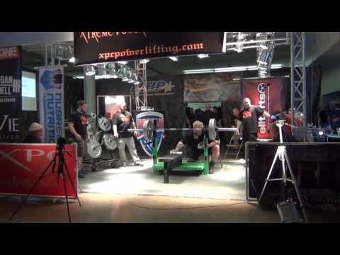 2014 XPC Powerlifting Championships at the Arnold Sports Festival Full Saturday Meet