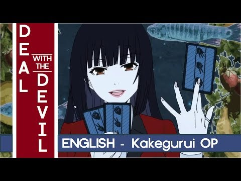 ENGLISH「Deal with the Devil」Cover | Kakegurui OP 【horiphin】