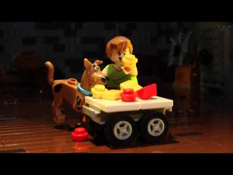 If You Build It, Pizza Will Come - LEGO Scooby Doo - Mini Movie 5
