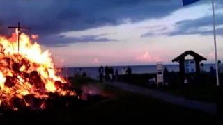 23.06.11 Sankt Hans, Hos Odder Strand Camping