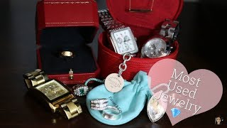Most Used Jewelry | Michele,Tiffany & Co, Cartier | Minks4All