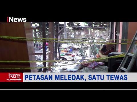 Petasan Meledak. Satu Pemuda Di Jombang Tewas - Inews Pagi 17/04