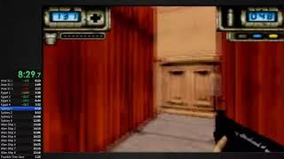 Duke Nukem Advance (GBA) Speedrun in 21:56