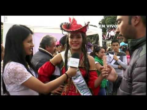 Ganador Desfile de Carrozas Barrio La Legua Ubaté