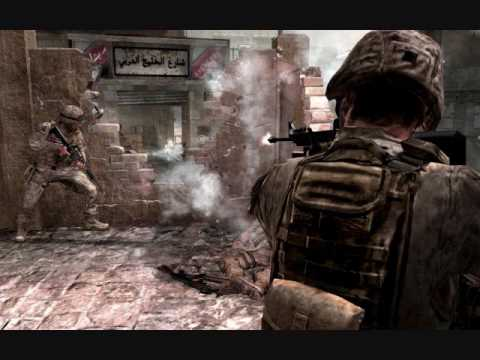 Modern Warfare 2: Rangers Theme (GenericMeds DNB Remix)