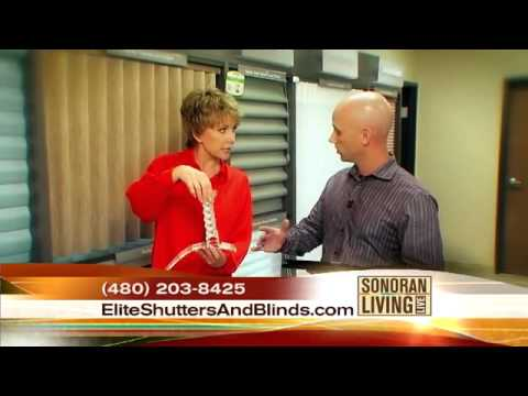 Dave German Of Elite Shutters And Blinds Of Arizona On