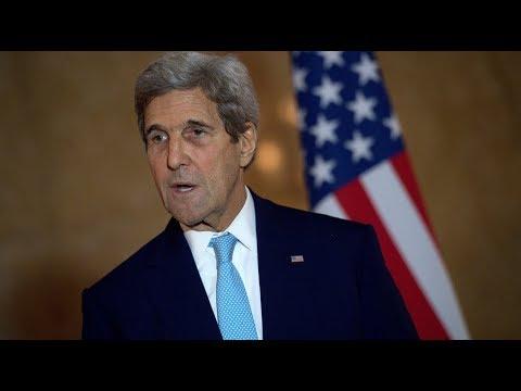 RT America: Rubio Says Kerry's Iran Meeting Violated the Logan Act