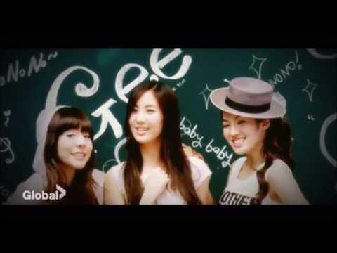 Girls' Generation - Gee - with the guys from Better Late Than Never