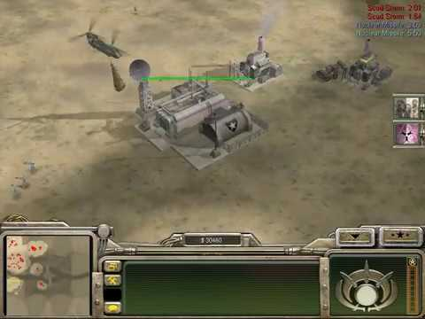 Command & Conquer Generals [GLA] (Gameplay-Skirmish)