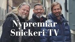 Nypremiär av Snickeri - TV