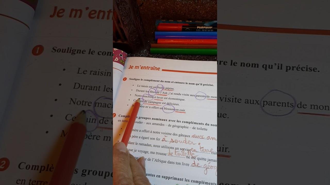 1 Am Mon Livre De Langue Francaise Page 43