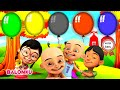 Balonku Ada lima | Lagu Anak Populer Upin & Ipin Terbaru