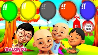 Download Mp3 Balonku Ada Lima | Lagu Anak Populer Upin & Ipin Terbaru