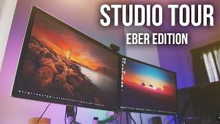 STUDIO TOUR... Eber Edition! thumbnail