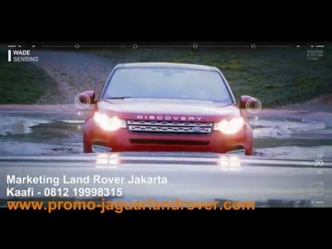 Land Rover Discovery Sport, Showroom ATPM Jakarta - Indonesia, Review 04
