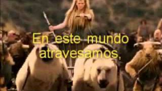 When I get where im going - Brad Paisley & Dolly Parton (Narnia Inspired Version)