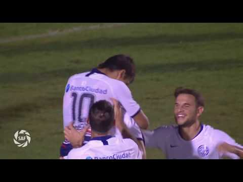 Patronato San Lorenzo Goals And Highlights