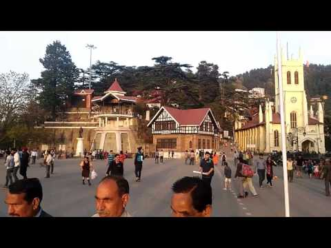 Church of Christ, Mall Road, Lakkar bazar, Shimla, Himachal