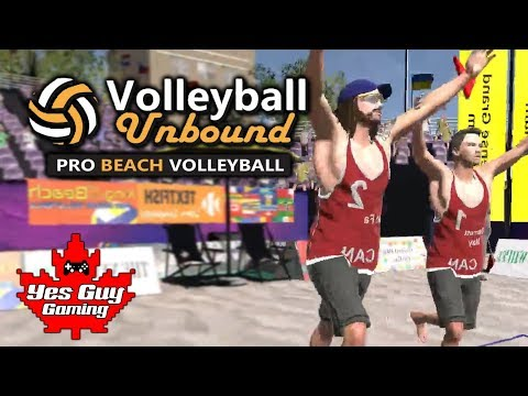 WE'RE BIG SHOOTERS NOW!!!  || Volleyball Unbound Pro Beach Volleyball Episode 12