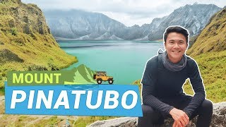 MT. PINATUBO  🌋 Pasabog Volcano Adventure | Crater Lake Hike + 4x4 (Philippines) | TricksterzPH