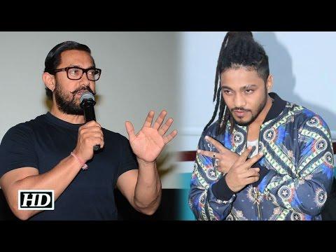 Aamir Khan Ropes in RAPPER Raftaar for 'Dangal'
