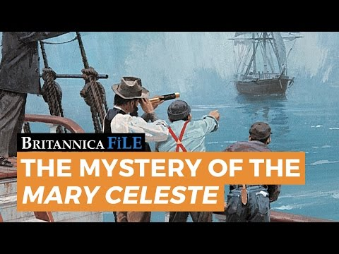 "The Mystery of the ""Mary Celeste"""