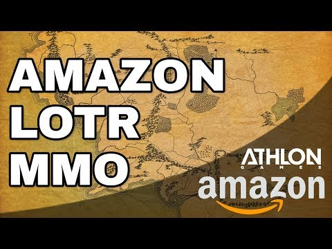 Athlon Games and Amazon Are Making a 'Lord of the Rings' MMO!