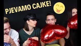 PJEVAMO CAJKE! | Helium Challenge part 2. |  thelazyWAVE w/ Live Your Dreams