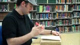 Library DOs and DON'Ts