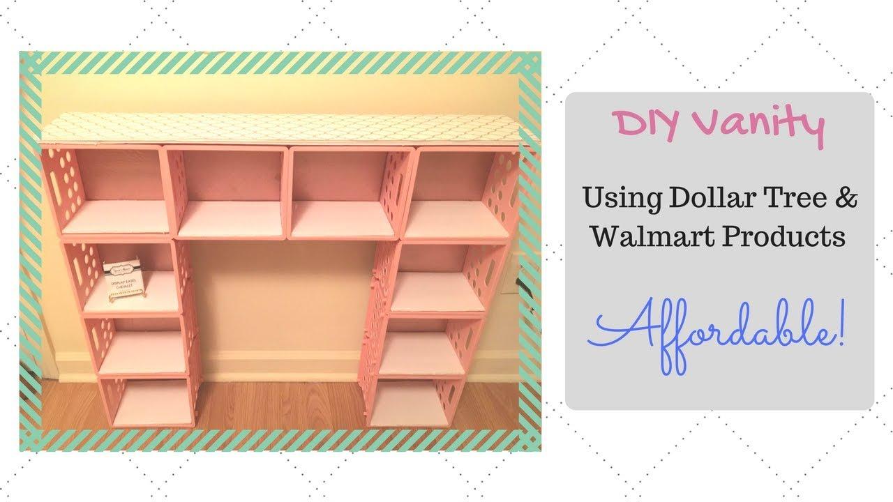 corner shelves walmart decorating bookshelves hutch lowes.htm diy makeup vanity    by keagan latia  diy makeup vanity    by keagan latia