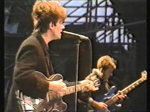 Echo & The Bunnymen The Game Live Pink Pop 19/05/87