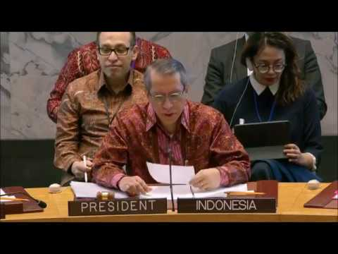 [UN] Security Council discusses situation in Bosnia and Herzegovina (8 May 2019)