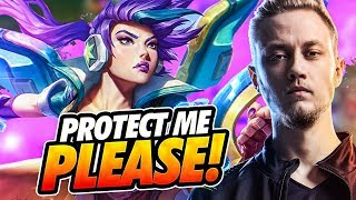 Rekkles | Kai'Sa ADC: PROTECT ME PLEASE!