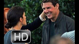 Jack Reacher 2: Never Go Back (2017 Movie) - Tom Cruise & Cobie Smulders