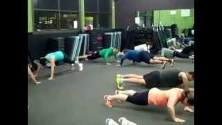 Tabata Interval Training Group Fitness Class | Blackwood Fitness Adelaide