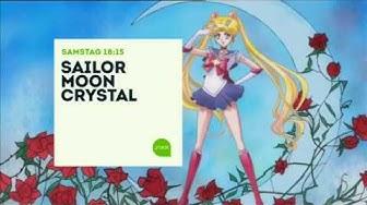 Sailor Moon Crystal Sixx TV Trailer