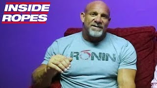 Gambar cover Goldberg SHOOTS On WWE Hall Of Fame Controversy & Possible Match vs Undertaker
