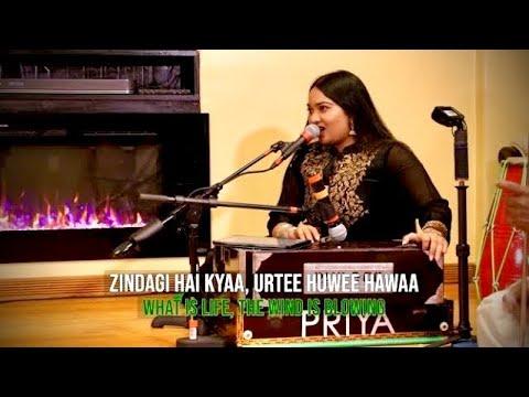 Zindagi Hai Kyaa | Priya Paray, Shailesh & Guru Babloe Shankar, Ashley, Guru Indar & Divya