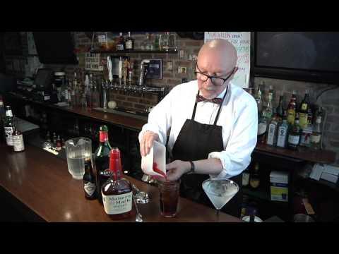 Bourbon vs. Rye: The Manhattan Cocktail