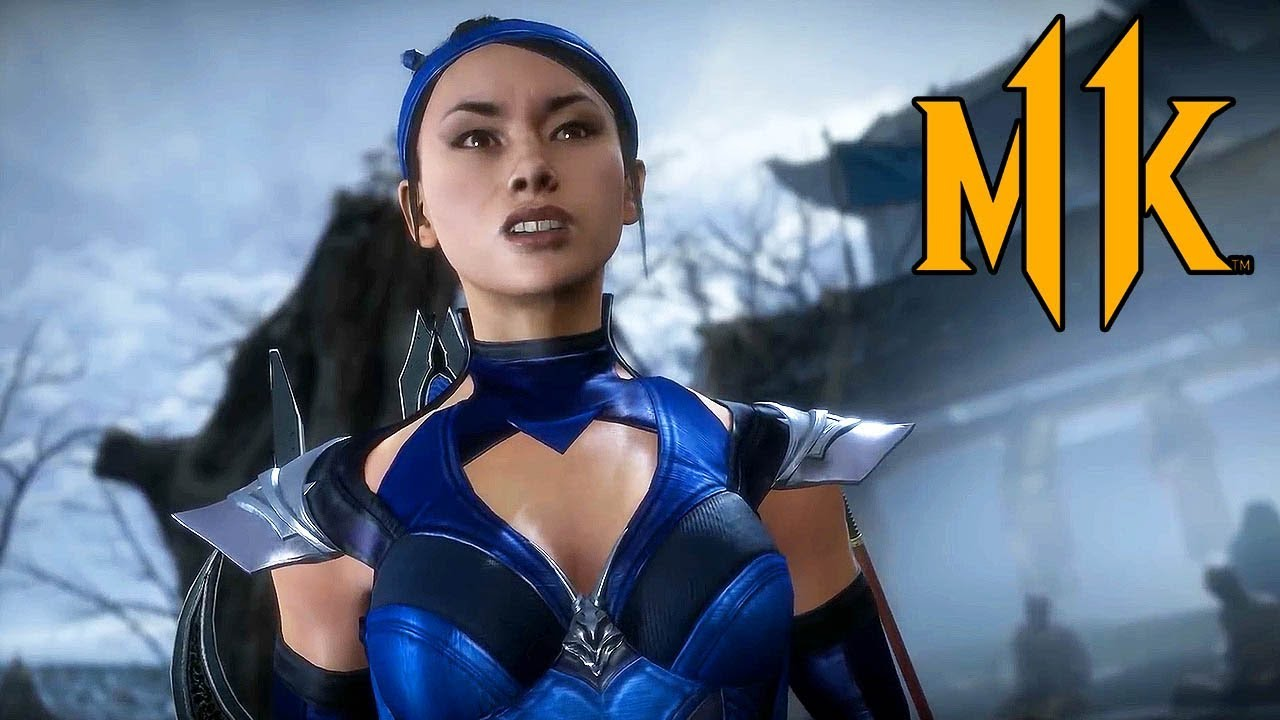 Mortal Kombat 11 Kitana Reveal Trailer 1080p 60ᶠᵖˢ