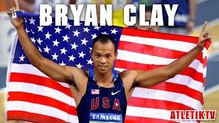 Десятиборец Bryan Clay ОЛИМПИЙСКИЙ ЧЕМПИОН | AtletikTV