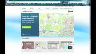 ArcGIS Online: Introduction