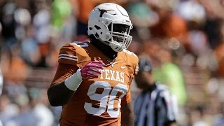Malcom Brown highlights: 2015 NFL Draft profile