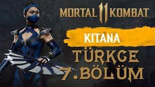 DIŞ DÜNYANIN KRALİÇESİ | Mortal Kombat 11 Türkçe 7. Bölüm