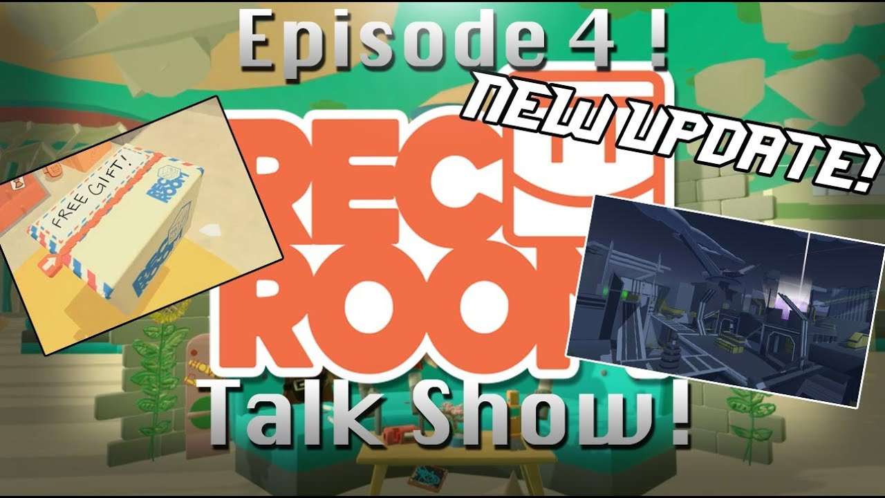 Official Rec Room Talk Show Episode 4 A Team