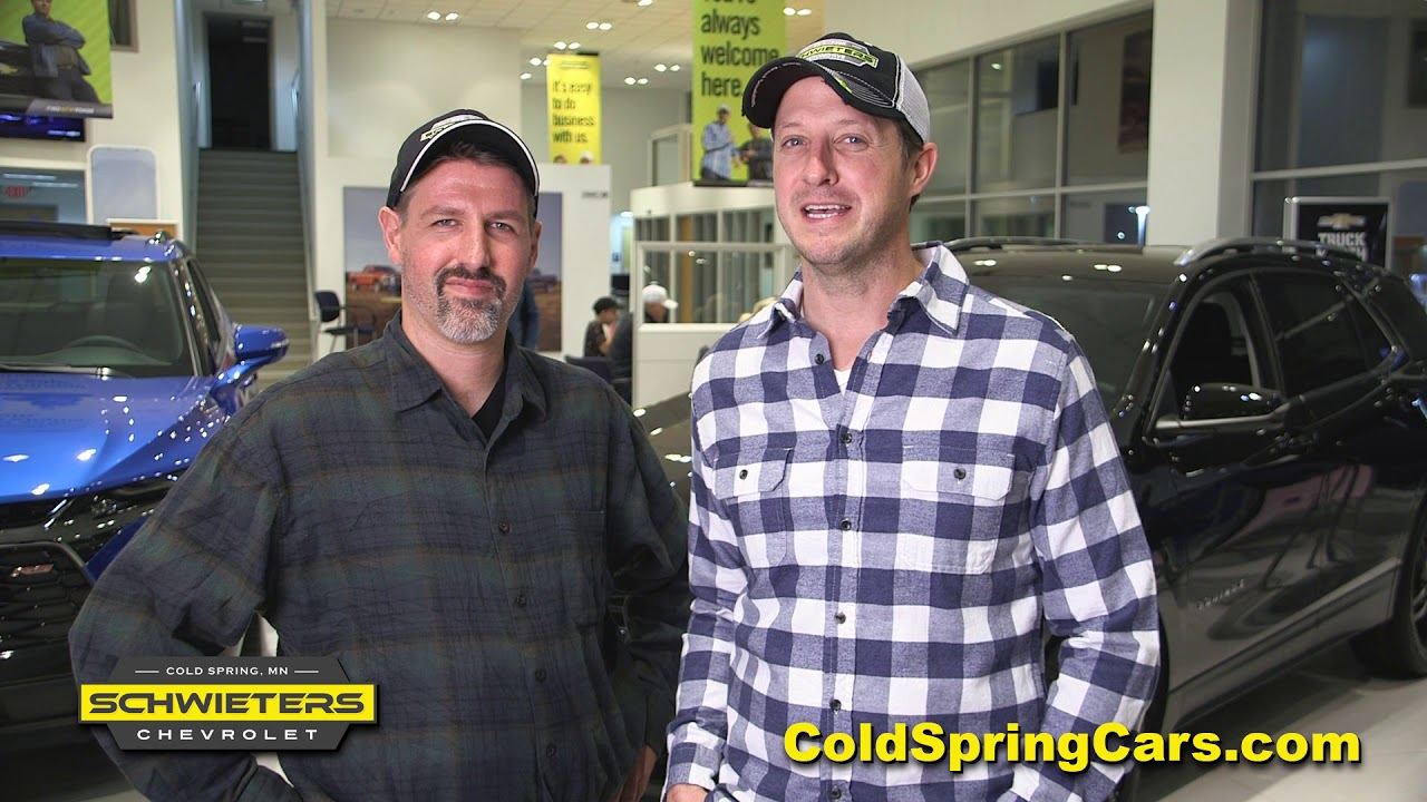 Schwieters Chevrolet In Cold Spring Always A Streamlined Buying And Shopping Experience Youtube