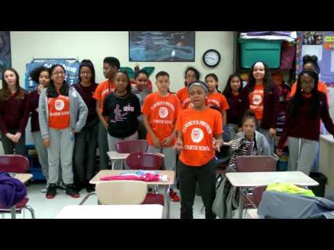 Camdens Promise Charter School Cheer