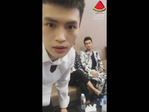 [1080P] 160728 孟瑞 (Mengrui) on 一直播 Yizhibo App